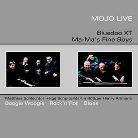 Ma-Ma's Fine Boys & Bluedoo XT: MOJO LIVE