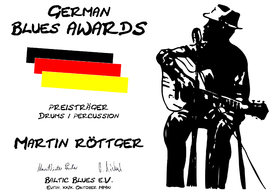 German Blues Award 2011
